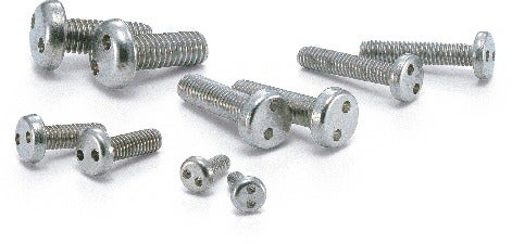 SRTSTwo Hole Pan Head Machine Screws