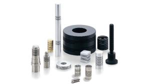 NBK MJC-65-ERD-16-1 1//2 Jaw Flexible Coupling Bore Diameters 16 mm and 1-1//2 Set Screw Type Aluminum A2017