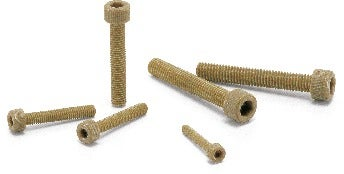 SPE-FTPlastic Screw - Hex Socket Head Cap Screws - Full Thread - PEEK