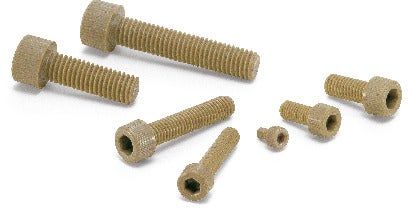 SPE-CPlastic Screw - Hex Socket Head Cap Screws - PEEK