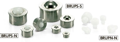 BRUPS-SBall Rollers - Press Fit Type