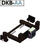 DKB-AAKeyboard Mounting System - Fix Type