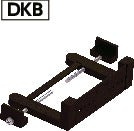 DKB/DKB-AA/DKB-PBKeyboard Mounting Systems - Fixed Type