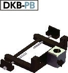 DKB-PBKeyboard Mounting System - Fix Type