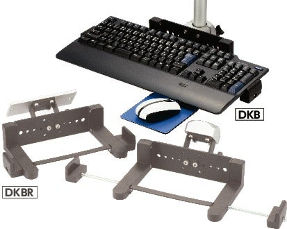 DKBKeyboard Mounting System - Fix Type