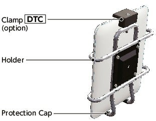 DTR-AFTablet PC Mounting System - Fix Type