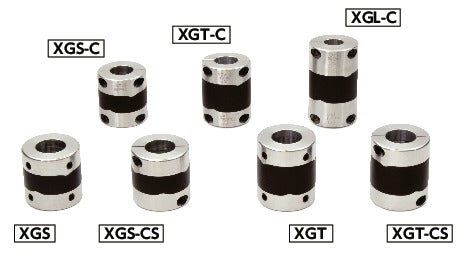 XGT-C/XGL-C/XGS-C_CFlexible Couplings - High-gain Rubber Type