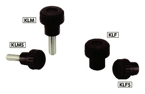 KLMSLong Dimple Knobs