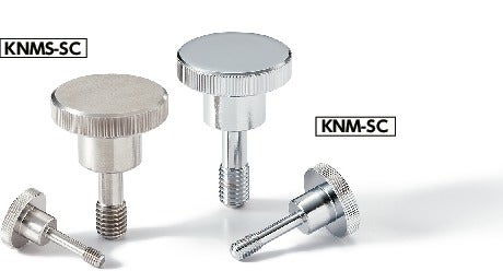 KNM-SCCaptive Knurled Knobs