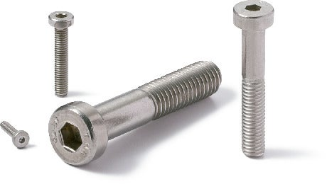 SLHSHex Socket Head Cap Screws with Low Profile (SUSXM7)