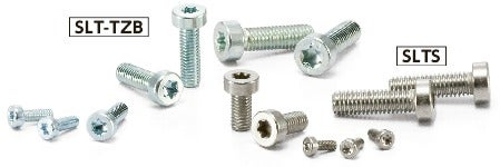 SLT-TZBHexalobular Socket Head Cap Screws with Low Profile