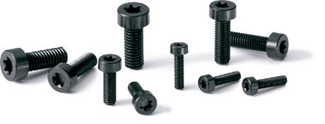SPA-LHPlastic Screw RENY / Hexalobular Socket Head Cap Screw / Low Profile