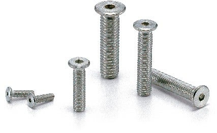 SSHS-FTSocket Head Cap Screws with Special Low Profile - Full Thread