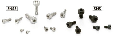 SNSSHex Socket Head Cap Screws for Precision Instruments