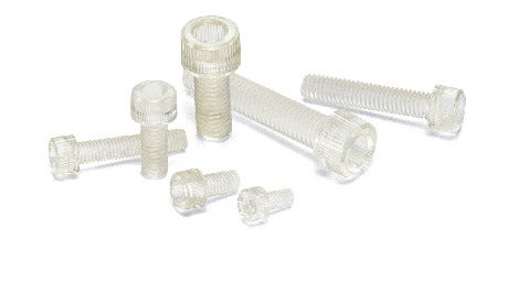SPC-CPlastic Screws - Hex Socket Head Cap Screws - PC