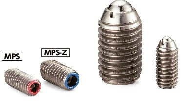 MPSMiniature Ball Plunger (Made of Stainless Steel)