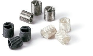 SHINSKey locking threaded insert for thread reinforcement