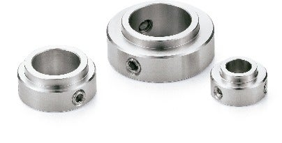 NSC-SBSet Collar (Made of Stainless Steel) - For Securing Bearing - Set Screw Type