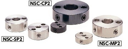 NSC-SP2Set Collar - with Installation Hole - Set Screw Type