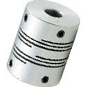 Flexible Couplings - Slit Type - Set Screw Type