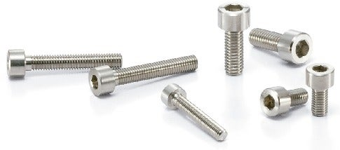 SNSIVHex Socket Head Cap Screws - Super Invar