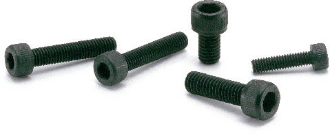 SNSS-RYHex Socket Head Cap Screws - Low Temperature Black Chrome