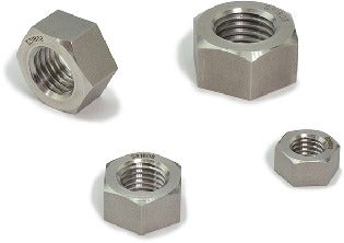 SHNDSDuplex Stainless Steel Hexagon Nuts