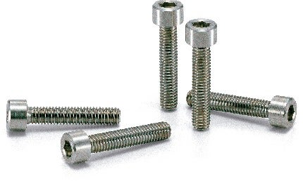 SNSJHex Socket Head Cap Screws - SUS310S