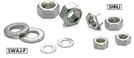 SWAJ-FHex Socket Head Cap Screws - SUS310S