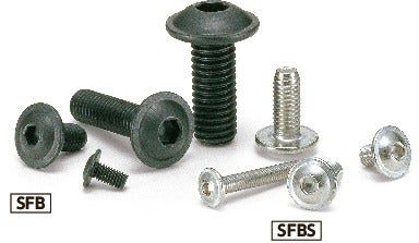 SFBSocket Button Head Cap Screws with Flange