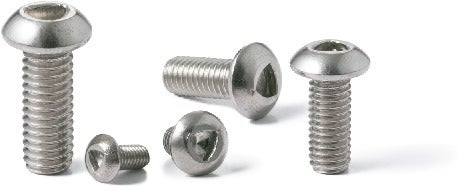 SRTRSTriangular Socket Button Head Cap Screws