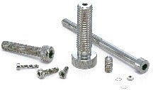 SNFTCross Recessed Flat Head Machine Screws - Titanium