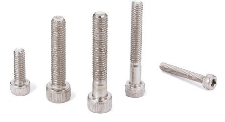 SNSTHex Socket Head Cap Screws - Titanium