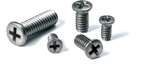 SNZTTitanium Pan Head Machine Screws for Precision Instruments (Miniature Screws)