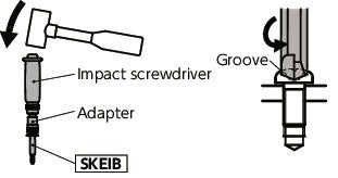 SKEIBD-SETStripped Screw Removal Bits / Impact Screwdriver Sets