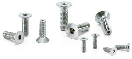 SVFCSHex Socket Countersunk Head Screws with Ventilation Hole