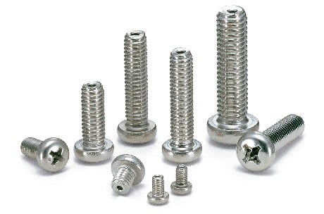 SVPSPhillips Cross Recessed Pan Head Machine Screw (with Ventilation Hole)