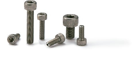 SVSL-PNHex socket Head Cap Screws with Ventilation Hole / Surface Hardening Treatment