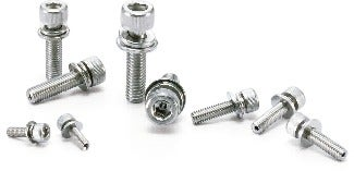 SVSSHex Socket Head Cap Screws with Ventilation Hole