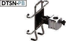 DTSN-PBTablet PC Mounting System - Single Axis Type - Clamp Lever / Hexagon Nut Retention