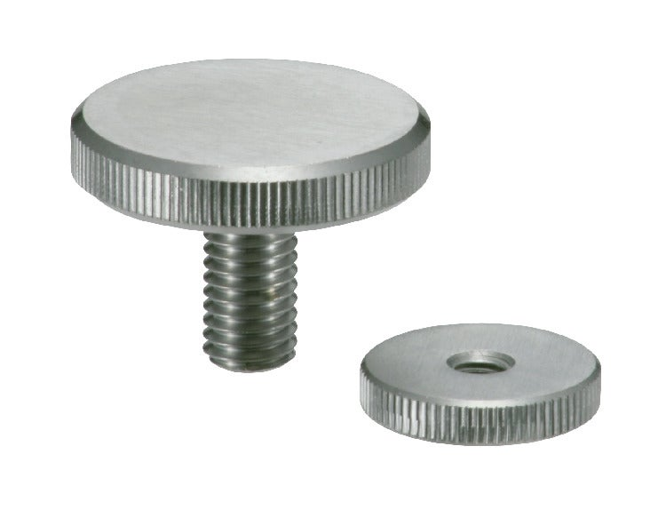 KNM/KNMS/KNF/KNFSKnurled Knobs