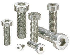 SLHLSocket Head Cap Screw - Low Profile - SUS316L