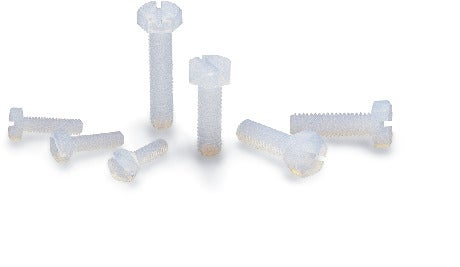 SPFA-HPlastic Screws - Hex Head Screws - PFA