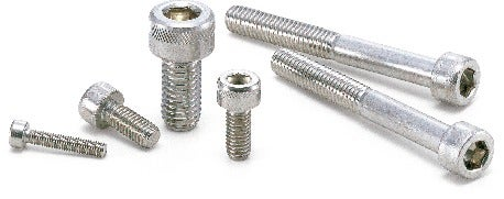 SNSX-88Hex Socket Head Cap Screws - High Intensity S.S.